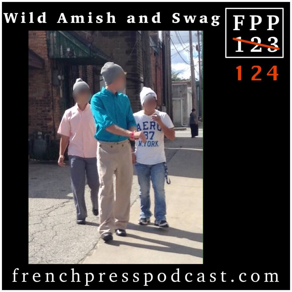 Wild Amish and Swag
