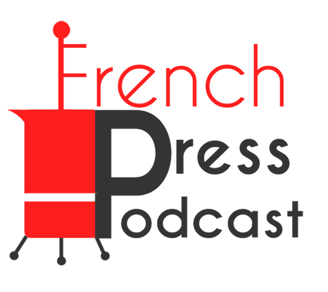 French Press Podcast Logo