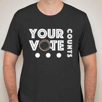Your Vote Counts Shirt